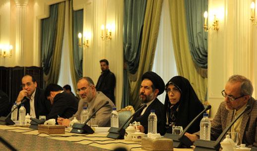 نشست معاونین دانشکده های حقوق دانشگاهها با معاون حقوقی رئیس جمهور