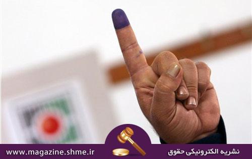 قانون انتخابات ریاست جمهوری