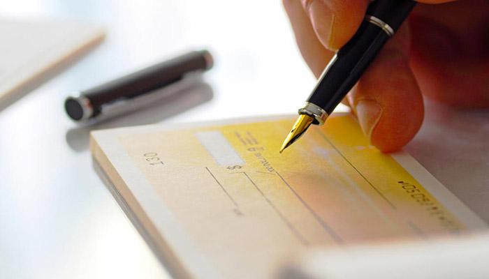 در تنظیم قراردادها چه نکاتی را برای چک و سفته رعایت کنیم