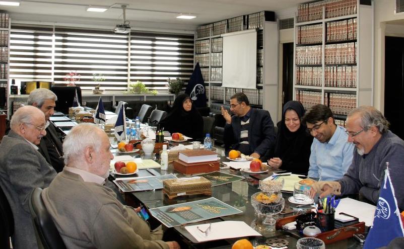 چهارمین جلسه شورای سیاستگذاری همایش بزرگداشت دکتر محمدجعفر جعفری لنگرودی در مرکز پژوهشی دانشنامه های حقوقی علامه برگزار شد.