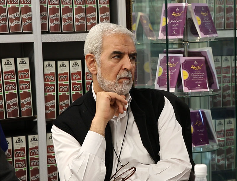 جواد کاشانی