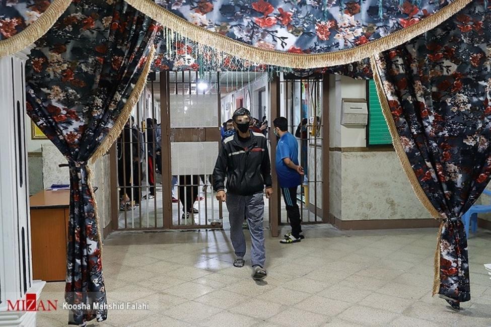 آزادی و اعطای مرخصی به بیش از ۲۷ هزار زندانی کرمانشاه در سال گذشته