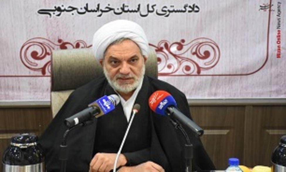 صدور بیش از ۹۰۰ حکم در راستای مجازات جایگزین حبس در خراسان جنوبی