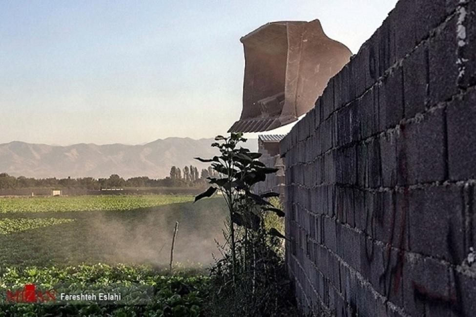 رفع تصرف بیش از هزار و صد هکتار از اراضی ملی استان آذربایجان غربی در سال گذشته
