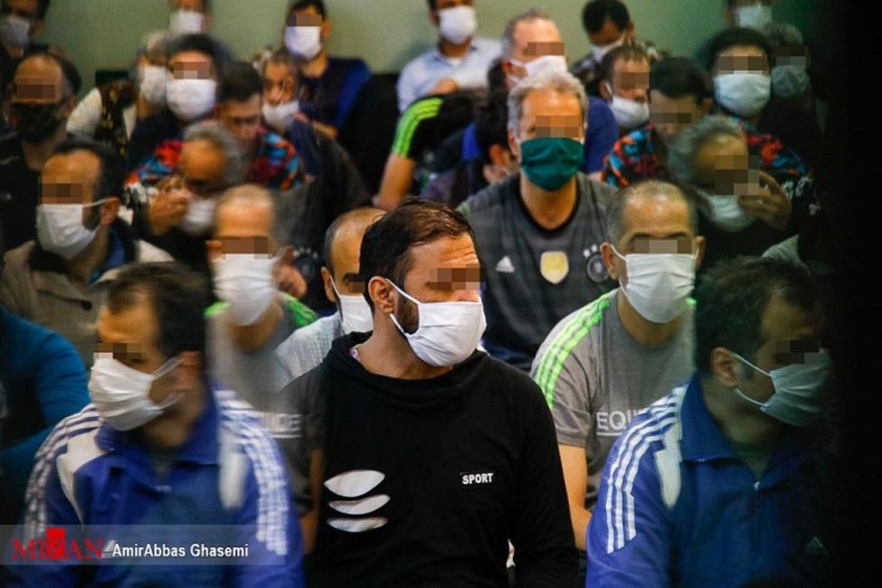بازدید دادستان عمومی و انقلاب شهرستان منوجان از بندهای مختلف زندان این شهرستان