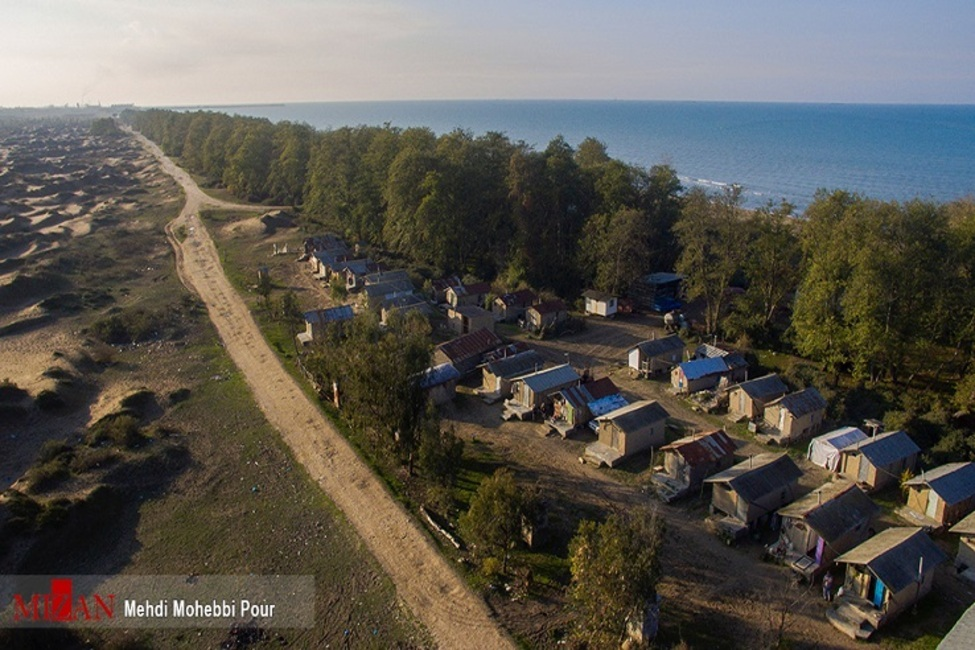 ۴۰۸ کیلومتر از نوار ساحلی مازندران در دسترس عموم قرار گرفت
