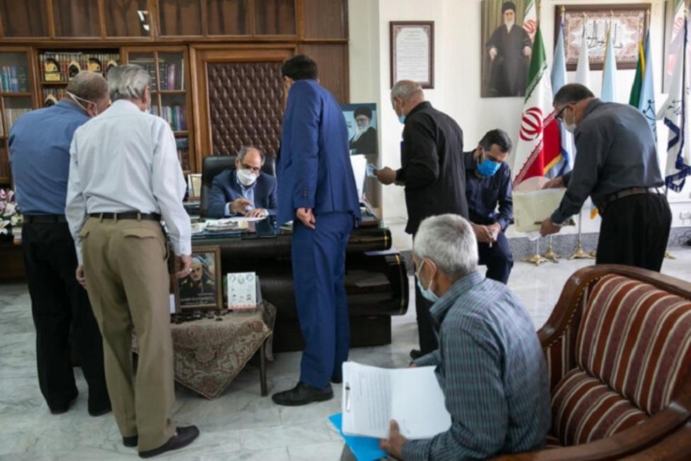 رسیدگی به مشکلات بیش از ۱۰۶ هزار نفر در ملاقاتهای مردمی مسئولان قضایی استان کرمانشاه