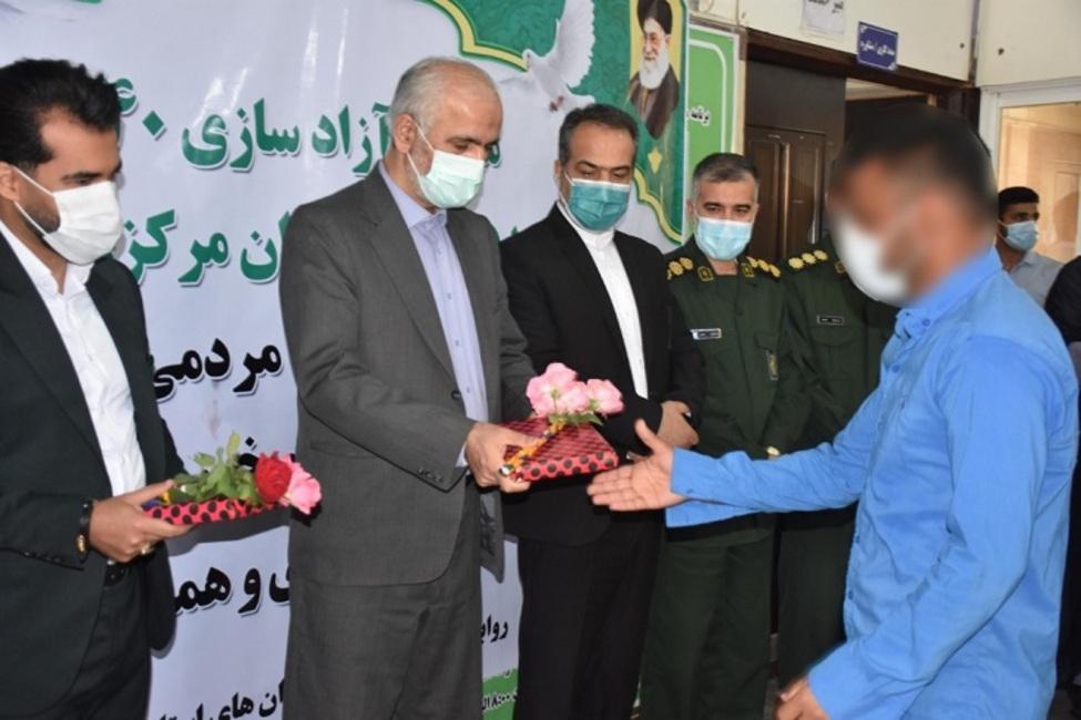 افزایش سه برابری کمکهای مردمی برای آزادی زندانیان نیازمند در گلستان
