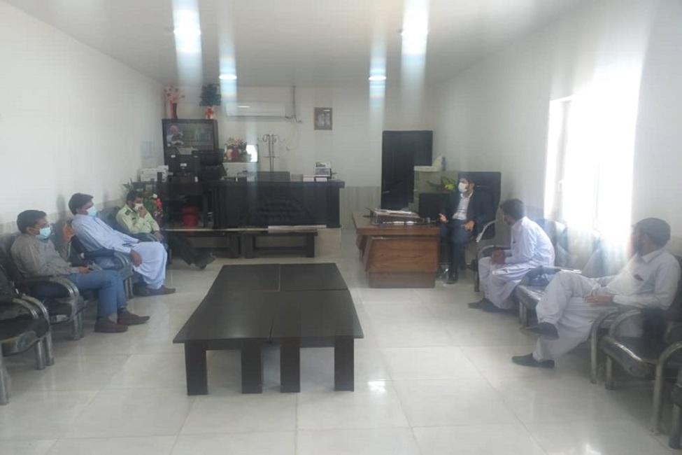 نظارت جدی دستگاه قضایی بر اجرای پروژههای عام المنفعه در زهکلوت در کرمان