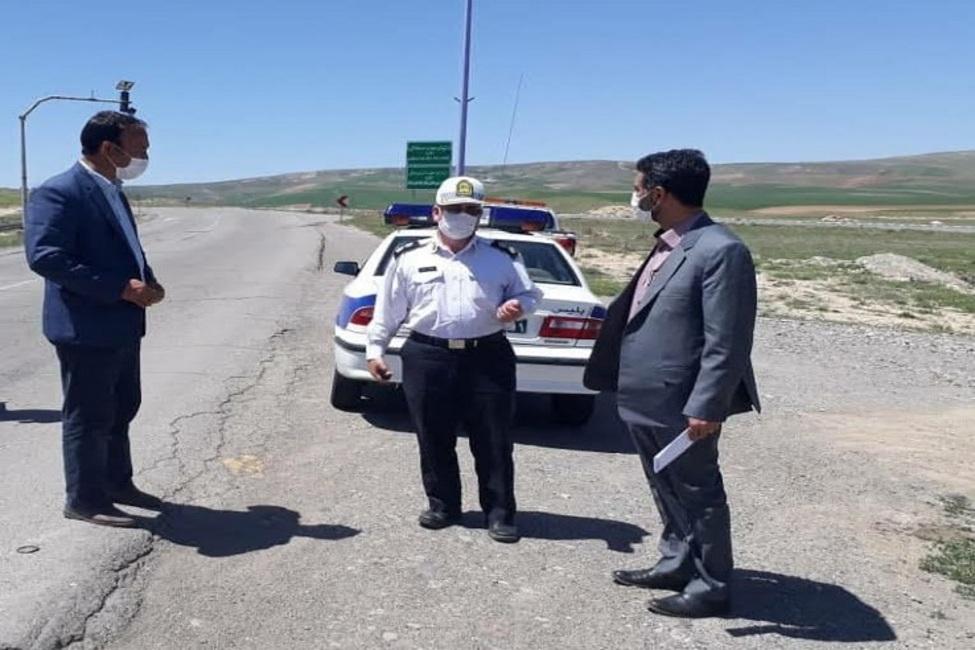 مهلت ۱۵ روزه دادستان برای رفع مشکلات جاده هشترود - مراغه