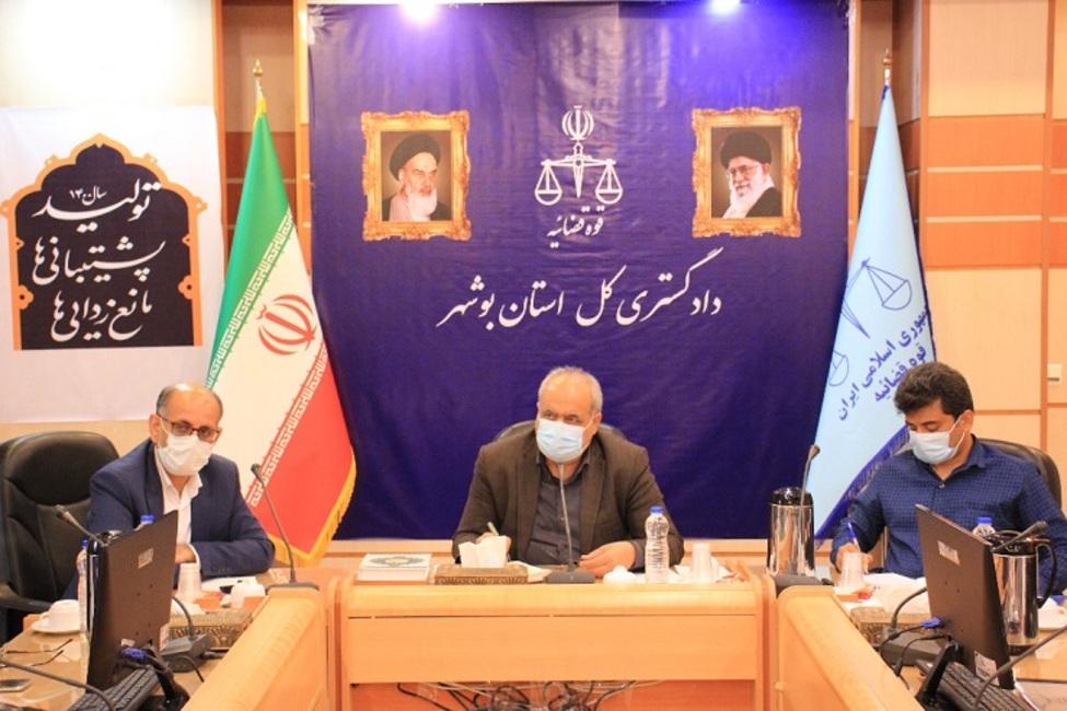 تاکید معاون اجتماعی دادگستری کل استان بوشهر بر عدم تبلیغات خارج از زمان مقرر و قانونی