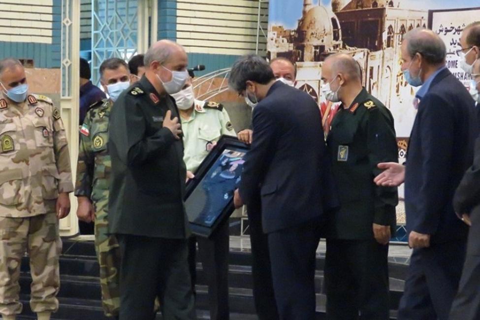 بزرگداشت سالروز آزادسازی خرمشهر با حضور رئیس کل دادگستری استان آذربایجان غربی