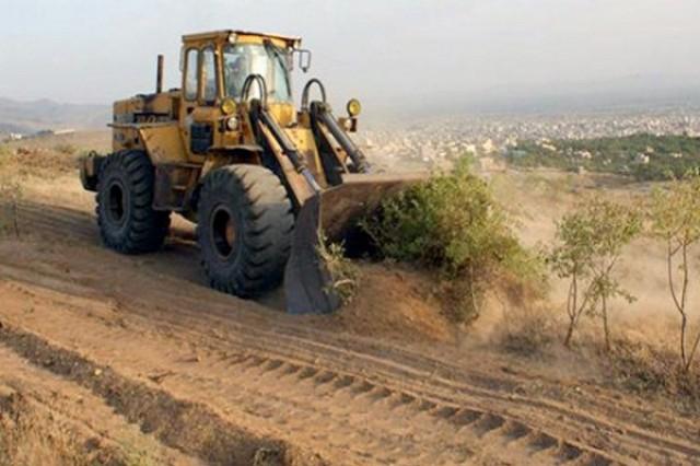 رفع تصرف ۱۵۰ هکتار از اراضی ملی استان گیلان در سال جدید