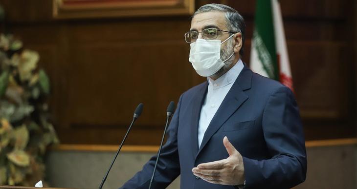 چهل و پنجمین نشست خبری سخنگوی قوه قضائیه برگزار شد