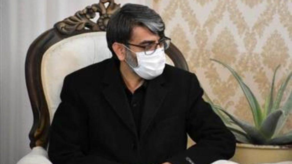 محمدمهدی حاج محمدی:با حضور در زندان فیروزآباد با زندانیان این مرکز دیدار و گفتوگو کرد