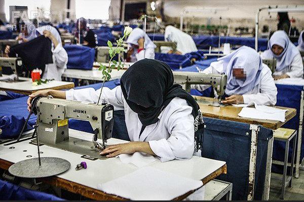 ایجاد زمینه اشتغال برای روزانه ۳۵ مددجو در مجتمع تولیدی ندامتگاه تهران بزرگ
