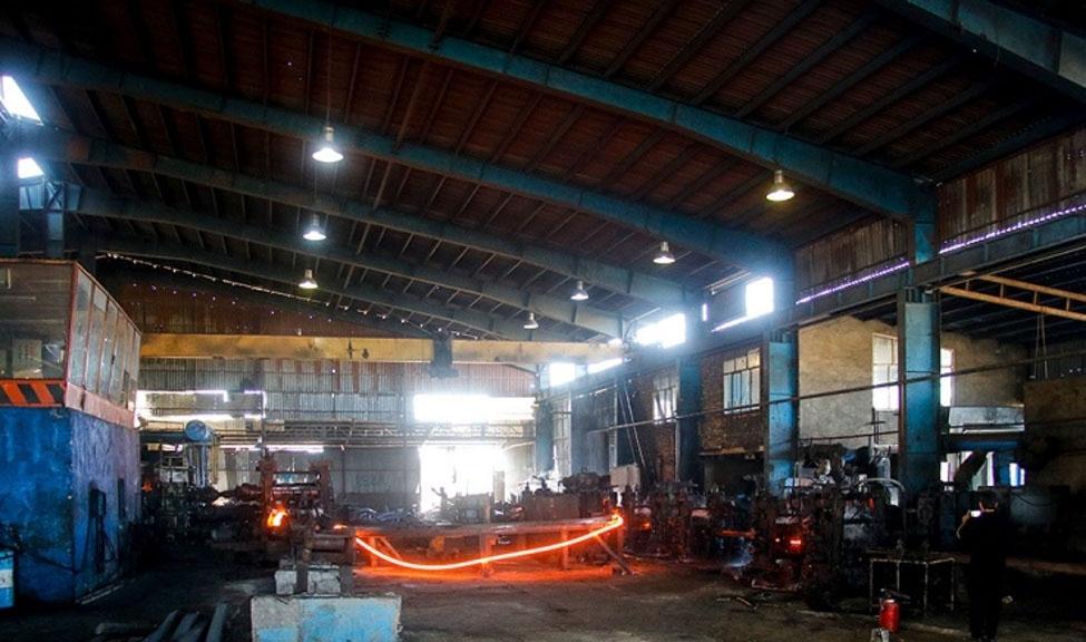 بازگشت کارخانه الماس باران تاک به چرخه تولید با حمایتهای دادستانی تاکستان