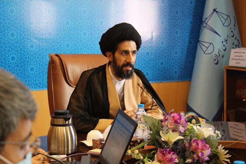 پیام تبریک رئیس کل دادگستری استان کردستان به حجت الاسلام والمسلمین محسنی اژهای