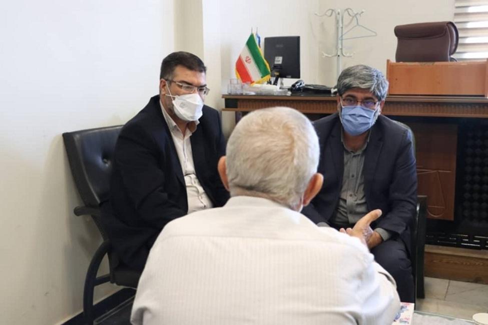 ملاقات ۳۰ نفر از مراجعان به حوزه قضایی شاهین دژ با رئیس کل دادگستری آذربایجان غربی