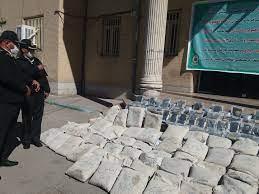 انهدام باند قاچاق سازمان یافته مواد مخدر در جیرفت کرمان