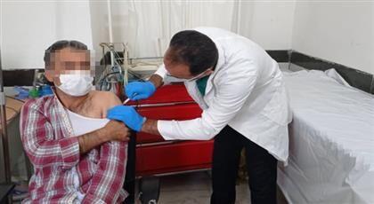 واکسیناسیون همه گروههای هدف در زندان میناب استان هرمزگان