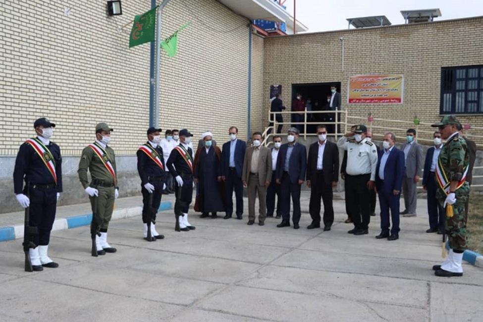 بازدید رئیس کل دادگستری آذربایجان غربی از ندامتگاه بوکان
