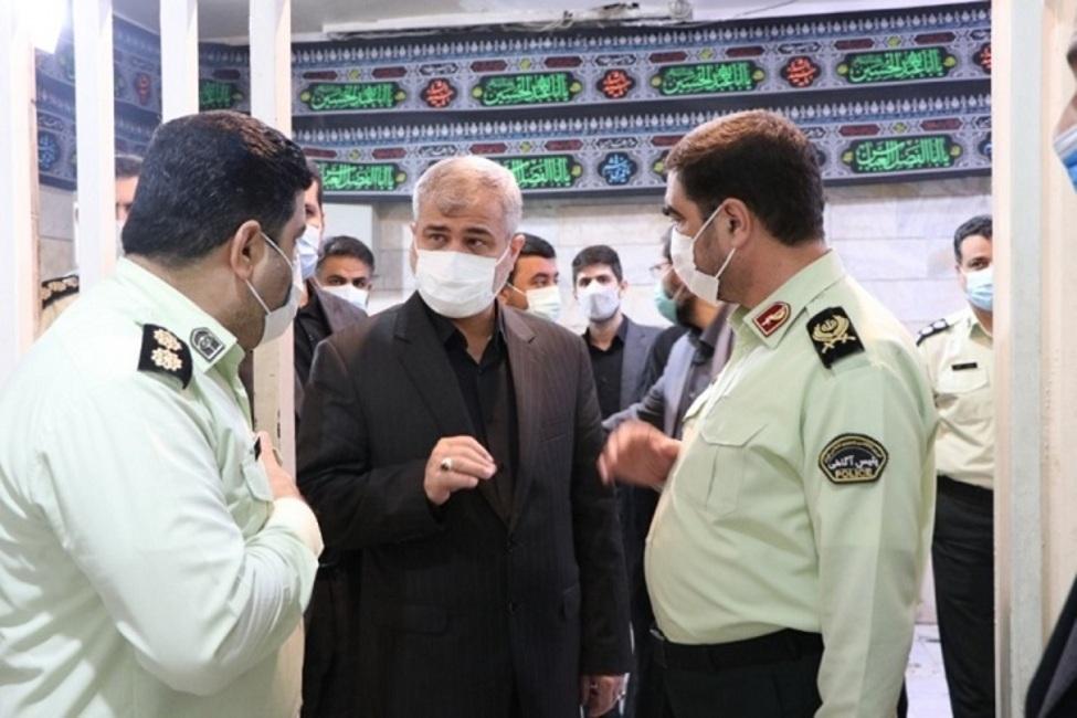 هفت دستور دادستان تهران در بازدید از پلیس آگاهی/ از دقت و سرعت در انجام تحقیقات تا اجتناب از صدور دستورات مبنی بر بازداشتهای طولانی