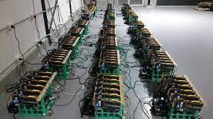 کشف ۱۰ دستگاه غیرمجاز استخراج ارز دیجیتال در گالیکش