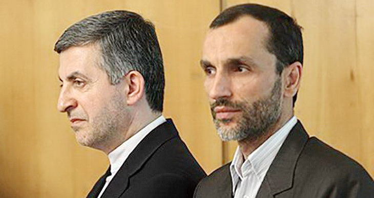 حمید بقایی و اسفندیار رحیم مشایی یک سال است که خارج از زندان هستند