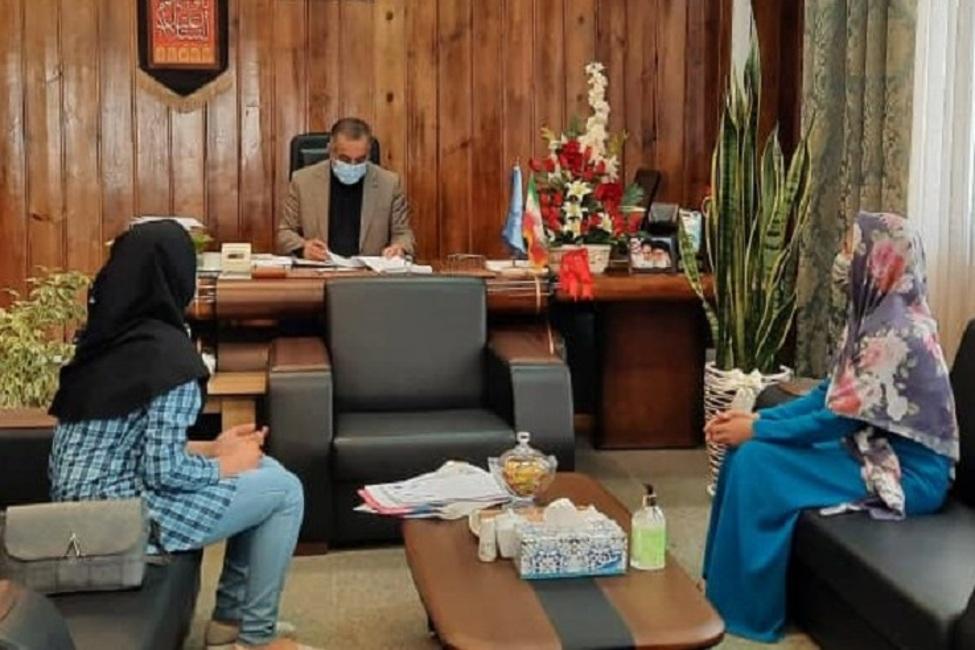 رسیدگی به درخواستهای ۵۷ نفر در ملاقات مردمی رئیس کل دادگستری گلستان