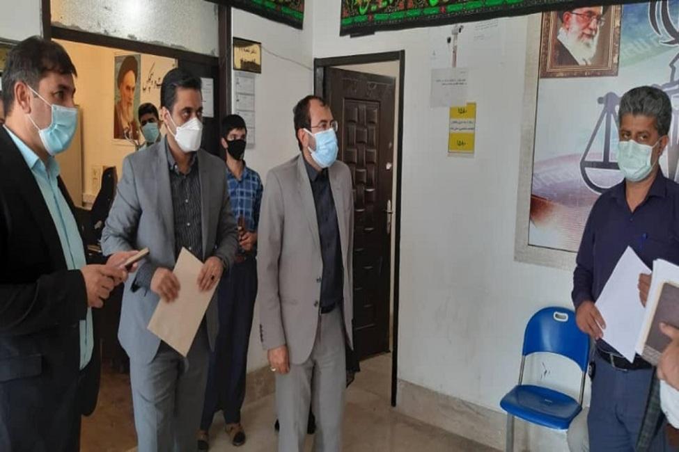 تاکید رئیس کل دادگستری استان ایلام بر برخورد قاطع با جرائم خشن و جرائم مخل امنیت و آرامش مردم
