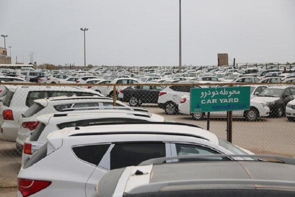 صدور دستور قضایی برای برگزاری مزایده فروش صدها وسیله نقلیه رسوبی در پارکینگهای استان هرمزگان