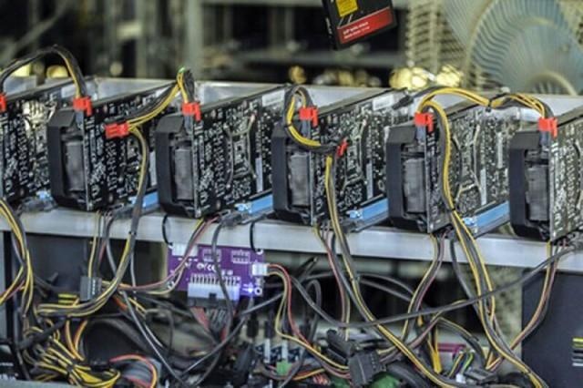 کشف ۲۶ دستگاه استخراج غیرمجاز رمز ارز در تفت