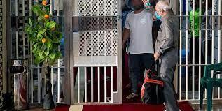 آزادی ۴۰ نفر از مددجویان در جریان بازدید رئیس کل دادگستری یزد از زندان